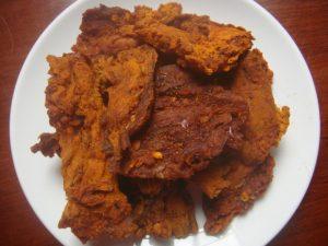 Bảo quản thịt bò khô