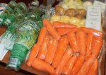 hút chân không thực phẩm rau củ quả