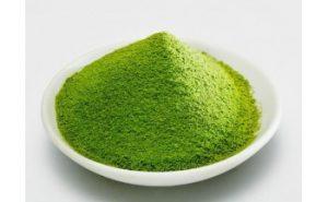 bảo quản bột trà xanh