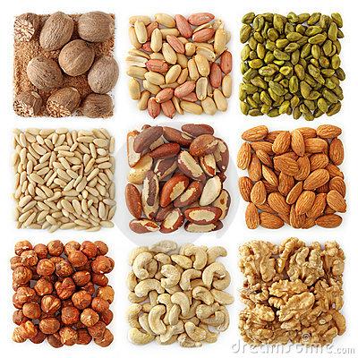 cách bảo quản hạt khô ngày Tết