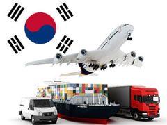 gửi thực phẩm đi Hàn Quốc