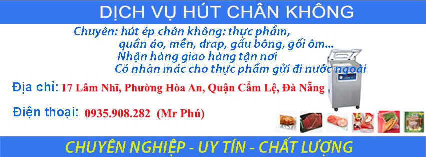 Dịch vụ hút chân không Đà Nẵng
